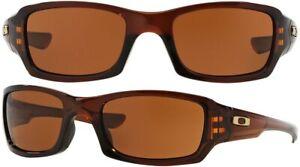Oakley Damen Herren Sportbrille OO9238-07 54mm Fives Squared  LN171796-1841H