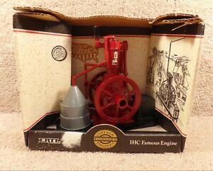 1991 ERTL 1/8 Scale Diecast  Vintage Gasoline Engines IHC Famous Engine #615
