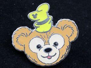 Disney Pin - Duffy Bear - 2013 Duffy's Hats Goofy