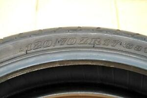 BUELL XB9/R GOMMA ANTERIORE DUNLOP NUOVO/ FRON TIRE DUNLOP NEW