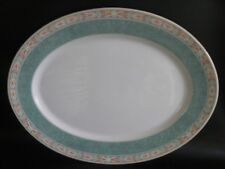 WEDGWOOD HOME AZTEC Large Oval Plate / Platter 14 inches