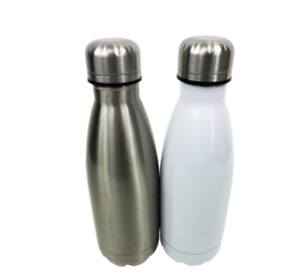 Metal Water Bottle Flask Bowling 350 / 500 / 750ml Sublimation Print