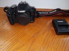 Canon EOS 500D/Rebel T1i 15.1MP Appareil Photo Reflex Numérique-Noir (corps seulement)