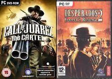 Desperados 2 Cooper & Call of Juarez La venganza el cartel Nuevo y Sellado