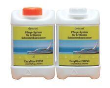Easyblue Finish 2,5L und Easyblue First 2,5L Wasserpflege chlorfrei langzeit