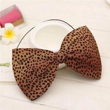 Fashion Oversized Bow Tie Headband Hair Band Hair Accessories Headwear For Child