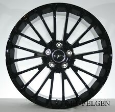 Breyton Race LS glossy black Alufelgen 8,5 u.10x20 3er 5er 6er 7er X1 X3 X4