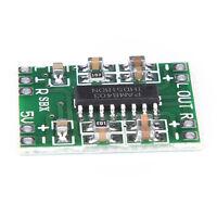 PAM8403 2X3W Mini Audio Class D amplifier board 2.5-5V input HF