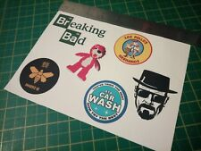 Breaking bad Sticker Set,