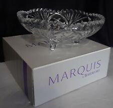 Marquis by Waterford Crystal Newberry 6.5 in Candy Dish, Nut Bowl NEW 40008978