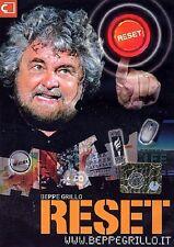 nuovo non sigillato Beppe Grillo. Reset Tour 2007 (2007) DVD