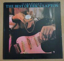 Eric Clapton - Time Pieces: The Best Of Eric Clapton Vinyl LP