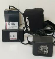 Lenmar Camcorder Battery Pack for Sony 8mm Handycam Video Adapter Charger Case