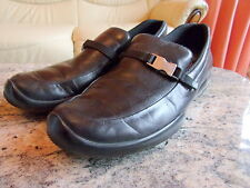 PRADA Loafers 100% Leather Casual Shoes for Men