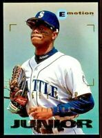 1995 SKYBOX EMOTION #77 KEN GRIFFEY JR. - MARINERS - PRISTINE - PSA GEM MINT 10?