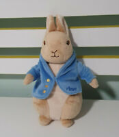Peter Rabbit Plush Toy Beatrix Potter Children's Story Character Toy 20cm Tall