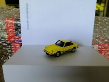 TOMY Tomica S=1/61 NO.F3 PORSCHE 911S Made in Japan 1976 Yellow N MINT