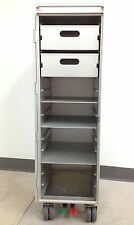 ATLAS Aluminum Shelves for Aircraft Galley Cart Airline Food Drink Bar Trolley