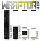 Archery Arrow Wraps - Wraptor Wraps Typhon Kryptek Camo Print - 13pk