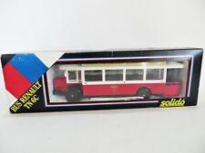 SOLIDO RENAULT TN6C '#26 LYONNAIS BUS' MIB/BOXED. 1:50