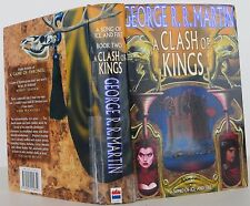 GEORGE R.R. MARTIN A Clash of Kings FIRST EDITION EX-LIBRARY