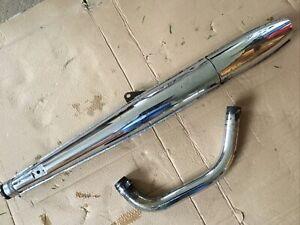 Jawa CZ 125 CZ125 Exhaust CZ175 Exhaust