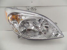 OEM HEAD LIGHT HEADLIGHT LAMP HEADLAMP TOYOTA MATRIX 03 04 05 06 07 08 chip mnt