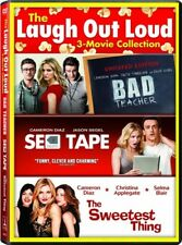 Bad Teacher / Sex Tape / The Sweetest Thing [New DVD] 2 Pack, Ac-3/Dolby Digit