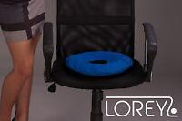 LOREY - Hochwertiger Komfort-Sitzring, Sitzkissen, Sitzunterlage, Sitzring