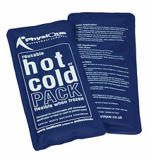 12 x Reusable Hot Cold Ice Heat Gel Pack First Aid NEW
