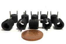10 pcs. Slug Coil Form Threaded Iron Core Inductor NOS Vintage Keenserts