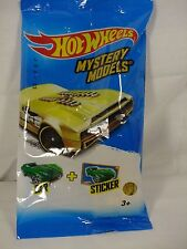 Hot Wheels Mystery Car #3 Gold Chase car the Bye Focal new in package
