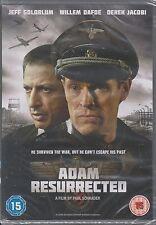 ADAM RESURRECTED - Jeff Goldblum, Willem Dafoe, Derek Jacobi (NEW/SEALED DVD 12)