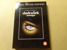 2-DISC SPECIAL EDITION DVD / A CLOCKWORK ORANGE ( STANLEY KUBRICK )