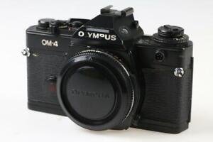 OLYMPUS OM-4 Gehäuse - SNr: 1019618