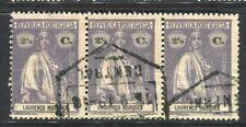 Portogallo lourenco Marques 1914-20 Early CERES EMISSIONE USATO STRISCIA 2.5 C.