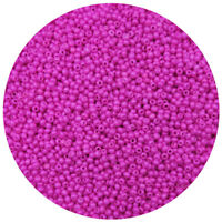 Lot of 2500pcs DIY 11/0 Rocaille 1.8mm Small Round Glass Seed Beads Rose