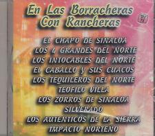 El Chapo De Sinaloa Los 4 Grandes Teofilo Villa Silverado New Nuevo sealed