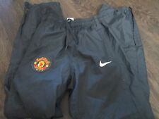 Manchester United Football Tracksuit Bottoms 10-12 Years  waist  /bi