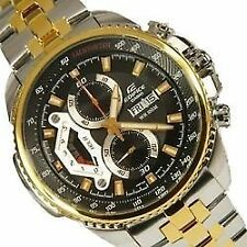 IMPORTED CASIO EDIFICE ANALOG MEN WRIST WATCH EF-558SG-1AVDF