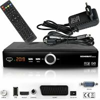 HD-LINE ECHOSAT 20900 M SAT RECEIVER FULL HD 1080 P BEST QUALITY HDMI HDTV