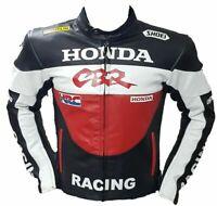 Motogp Racing Biker Motorbike Leather Jacket Motorcycle Leather Jacket