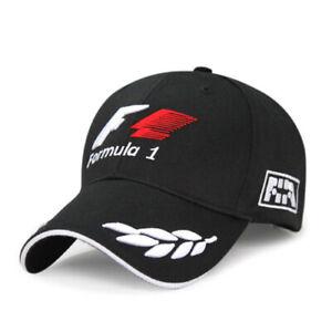 F1 Baseball Cap Racing Fishing Outdoor Formula 1 Motorsport Dad Hat Adjustable