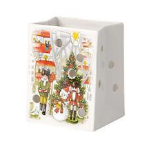 Villeroy & Boch Christmas Light Photophore Sac en porcelaine 10 cm 5497