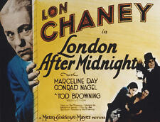 London After Midnight - 1927 - Lon Chaney Tod Browning Vintage Silent Film DVD