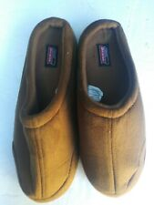 Dickies M(9-10) Men Memory Foam Slippers Brown