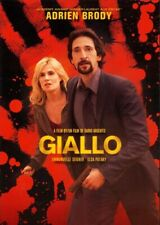 Giallo (Bilingual) (Canadian Release) New DVD