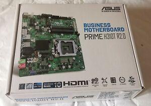 ASUS prime H310T R2 Mini ITX Motherboard - Single DC Power Input