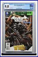 Batman The Dark Knight #13 CGC Graded 9.8 DC December 2012 Comic Book