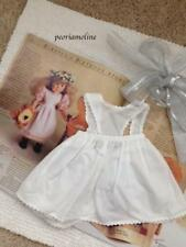 American Girl KIRSTEN White BIRTHDAY APRON only~NEW ~retired